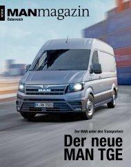 MANmagazin Ausgabe Lkw 2/2016 Österreich