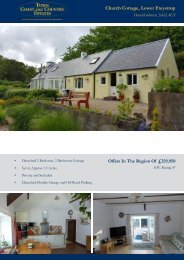 Church Cottage Lower Freystrop Offers In The Region Of £329,950