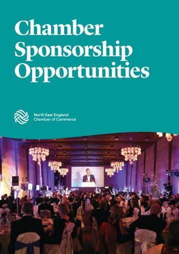 Chamber Sponsorship Opportunities