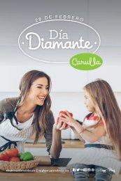 Día Diamante Febrero 2017