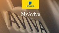 MyAviva Voice of Customer