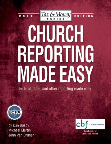 REPORTING MADE EASY