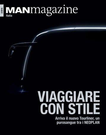 MANMagazine Bus 02/2016 Italia