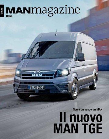 MANMagazine Truck 02/2016 Italia