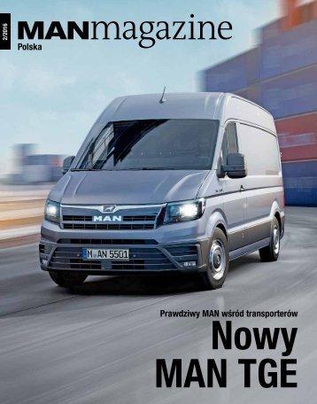MANMagazine Polska Pojazdy ciężarowe 02/2016