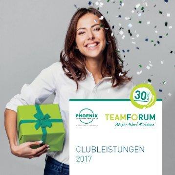 Clubleistungen 2017