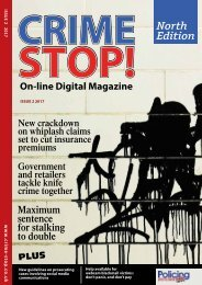 Crime Stop! Issue 2 North Edition