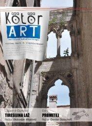 Preuzmi katalog [PDF] - Kotor art