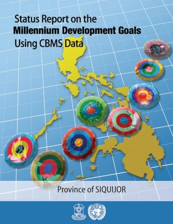 Province of Siquijor - UNDP in the Philippines