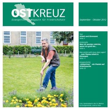 OSTKREUZ - Evangelische Gemeinde Pfingst