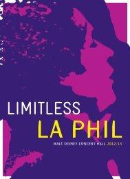 Download Season Brochure - Los Angeles Philharmonic