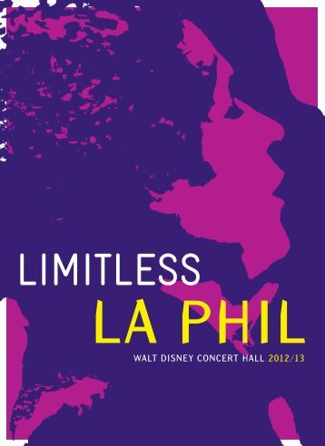 Download Season Brochure - Los Angeles Philharmonic