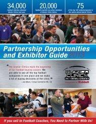 Download Glazier Clinics Exhibitor Guide