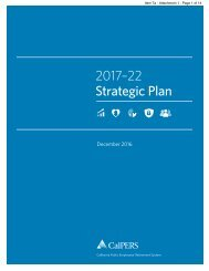 2017–22 Strategic Plan