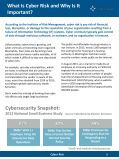 Cyber Risk - Page 3