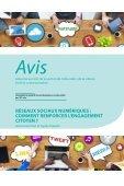 Réseaux sociaux numériques  comment renforcer l'engagement citoyen ? - Page 6