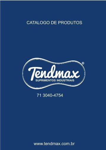 CATALOGO TENDMAX