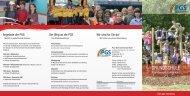 Infoflyer Grundschule (GS) - Paul-Gerhardt-Schule Kahl
