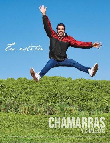 CHAMARRAS Y CHALECOS 2017