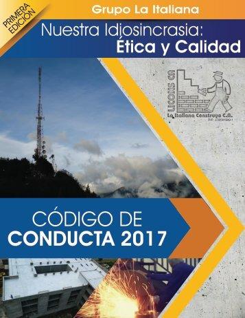 Código de Conducta 2017