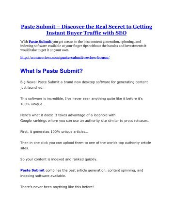 Paste Submit review in detail and (FREE) $21400 bonus