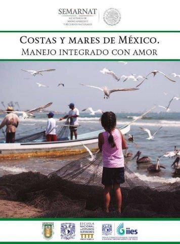 Costas y mares de México