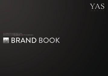 Yas Group Brand Book