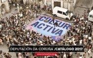 Deputación da Coruña /Catálogo 2017