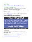 Instaprospect review & (GIANT) $24,700 bonus - Page 4