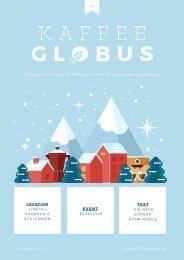 Kaffee Globus - Ausgabe 2