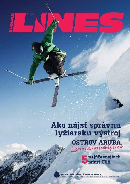 In Drive magazín Slovak Lines 2 2017