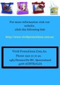 Promotional & Custom Bags | Vivid Promotions - Page 4