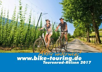 Tourenrad Reisen bike-touring.de 2017