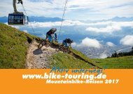 MTB Reisen bike-touring.de 2017