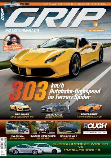 GRIP - Das Motormagazin 01/2017