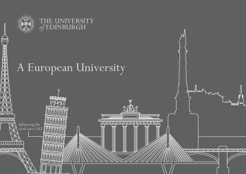 A European University