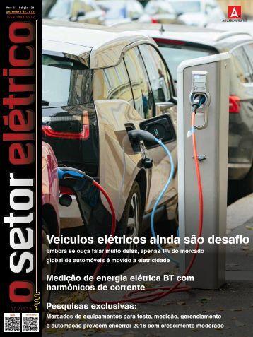 Veículos elétricos ainda são desafio