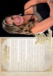 Convite Formatura Sandra Alves