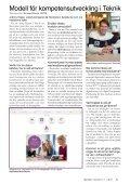 Tekniken i skolan - Page 5