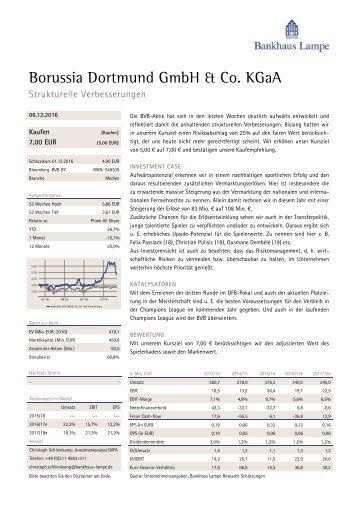 Borussia Dortmund GmbH & Co KGaA