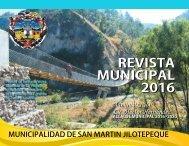 REVISTA MUNICIPAL 2016
