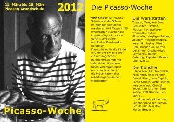 Picasso-Woche - Picasso-Grundschule - Die CidS!