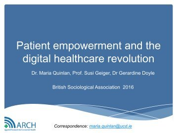 digital healthcare revolution