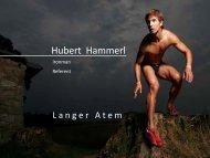 Broschüre Hubert Hammerl - PDF-Format (ca. 1 MB