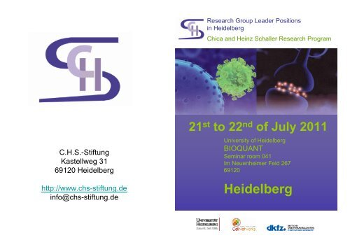 Heidelberg - CellNetworks