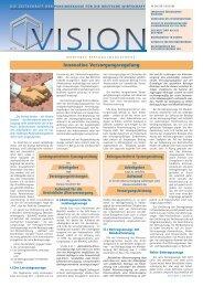 Ausgabe 12/2011 - Pensionskasse für die Deutsche Wirtschaft