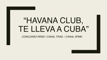 PPT HAVANA CLUB