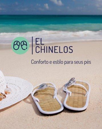 Catalago El Chinelos - Fevereiro / Abril - 2017