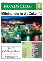 Unsere ÖVP Zeitung - Steirische Volkspartei