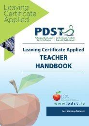 LCA Teacher Handbook